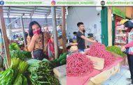 Pemantauan 11 Pangan Pokok Strategis di Pasar Talang Banjar, Pasar Angso Duo, dan Pasar Simpang Pulai