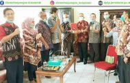 Distanhanpangan Kota Jambi Menerima Kunjungan Kerja Anggota Komisi II DPRD Kab. Banyuasin
