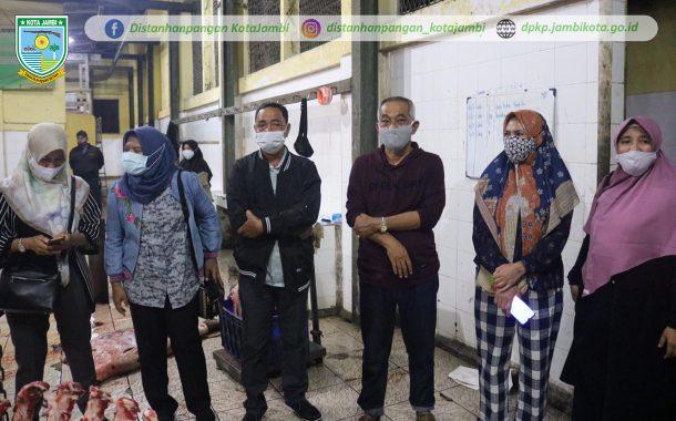 Kunjungan Kerja Komisi II DPRD Kota Jambi ke Rumah Potong Hewan Kota Jambi