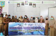 Sosialisasi Vaksinasi Covid-19 Lingkup Distanhanpangan Kota Jambi